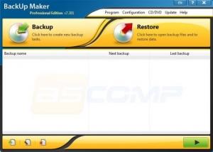 BackUp Maker Professional 7.301 + Pre-Cracked LeechTorrents.com