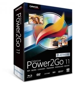 CyberLink Power2Go Platinum 12.0.0516.0 Pre-Cracked LeechTorrents.com